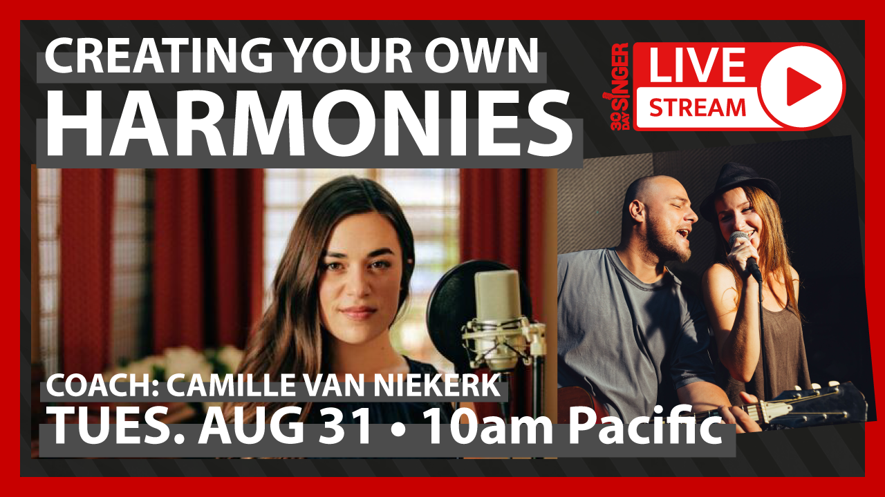 How To Create Your Own Vocal Harmonies