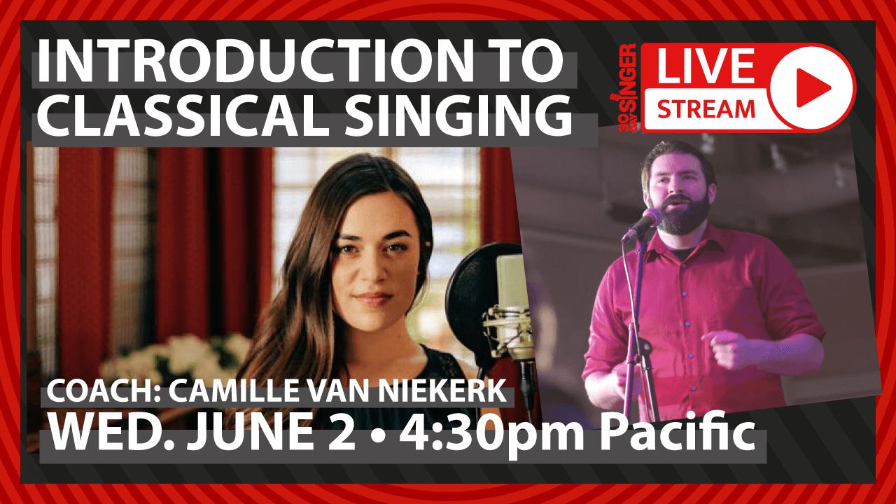 Intro To Classical Singing