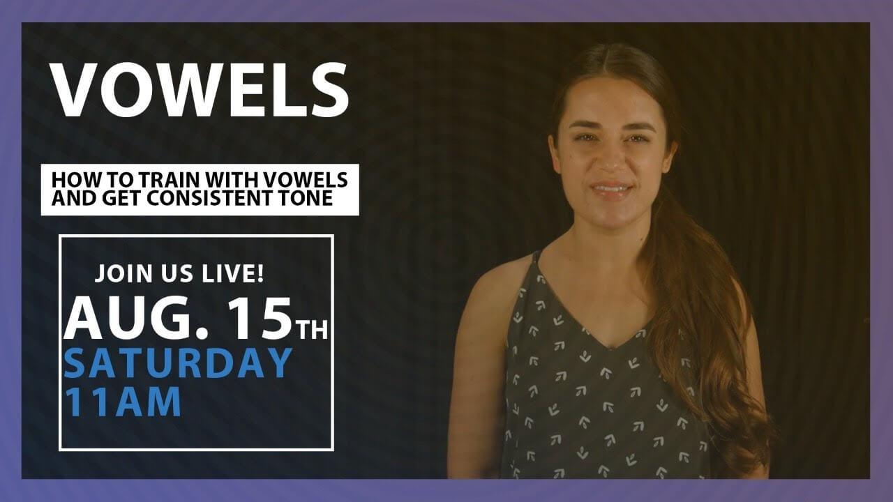 Vowels Workshop