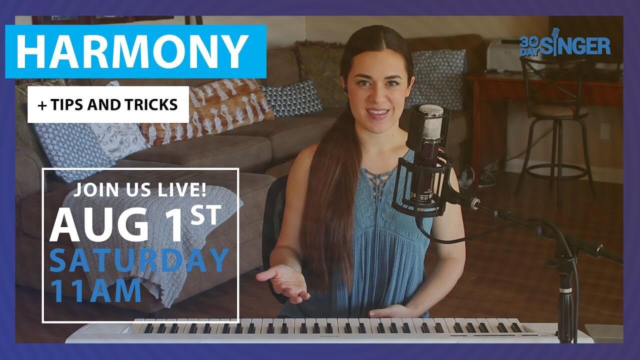 Easy Vocal Harmony