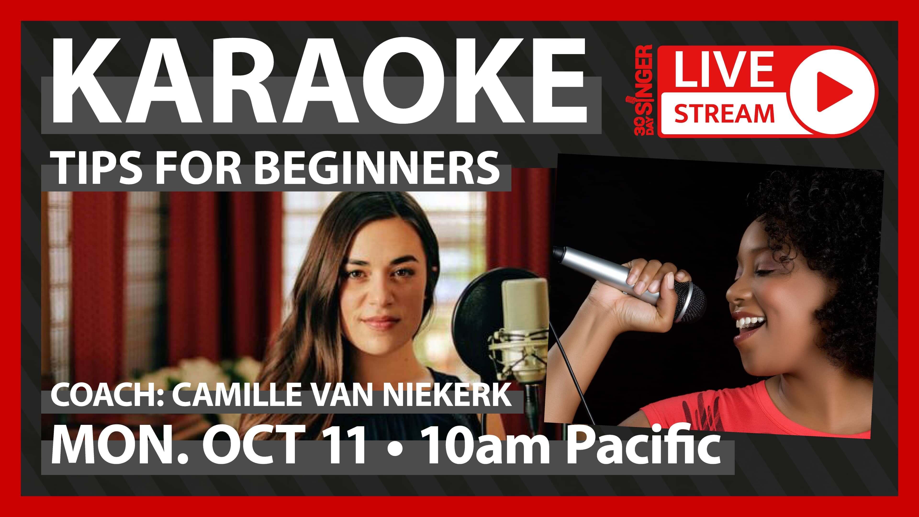 Karaoke Tips For Beginners