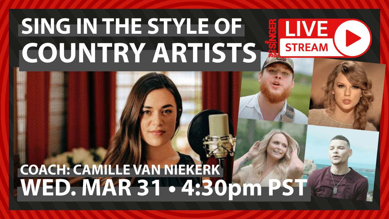 Style Breakdown: Country Singers